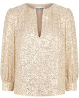 Elizabeth and James Shelley Glitter Top