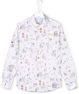 Paul Smith 'Monday' shirt