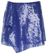 Alberta Ferretti Paillettes-embroidery Mini Skirt