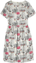 Cath Kidston Mickey in London Viscose Dress