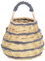 Antonio Marras Eligo - Large Zafferano Straw Basket