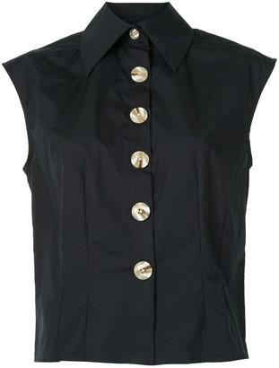 ANNA QUAN Peta sleeveless shirt