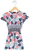 Missoni Kids Girls' Printed A-Line Dress