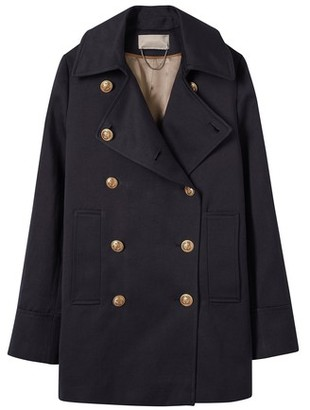 Vanessa Bruno Cotton and linen Nathan coat