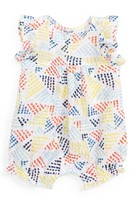 Splendid Infant Girl's Geo Dot Print Romper