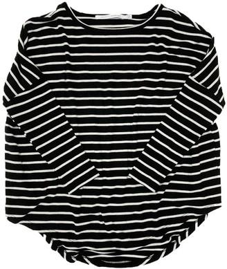 Merritt Charles Tom Shirt | Black & White Stripe