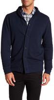 Toscano Long Sleeve Shawl Collar Cardigan