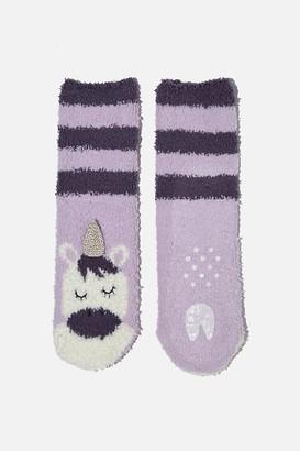 Cotton On Slipper Sock