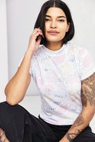 Truly Madly Deeply Maddie Mock Neck Tee
