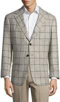 Thom Browne Men's Checkered Jacket