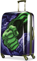 "Samsonite Disney Hulk 28"" Hardside Spinner Suitcase by American Tourister"