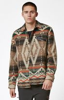 ourCaste Moose Long Sleeve Button Up Shacket