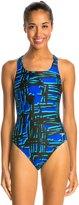 Speedo PowerFLEX Eco Must Be It Women's Dropback Swimsuit 8133887
