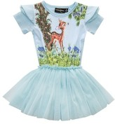 Rock Your Baby Toddler Girl's Deer Thing Circus Dress