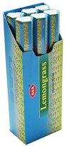 SIA Lemongrass Incense, 20 Sticks x 6 Packs