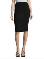 Bailey 44 Textured Pencil Skirt