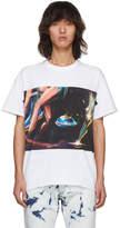 Toga Virilis White Graphic T-Shirt
