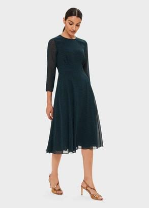 Hobbs Mimi Printed Dress