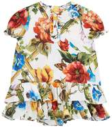 Dolce & Gabbana Ruffled Bodysuit