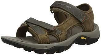 Karrimor Men's Honduras Low Rise Hiking Boots, (Brown BRN), 8 (42 EU)