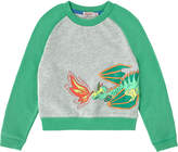 Cath Kidston Boys Dragon Sweat Top