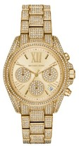 Michael Kors Women's Mini Bradshaw Bracelet Watch, 33Mm