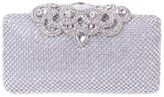 Ainemay New Fashion Crown Diamond Purse Wallet Wedding Party Clutches for Women