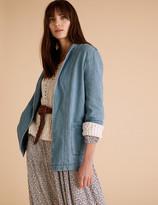 Per Una UsMarks and Spencer Denim Kimono Jacket