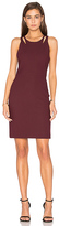 Elizabeth and James Everly Dress in Burgundy. - size 2 (also in 4)