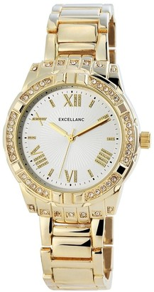Excellanc Women's Quartz Watch with Different Materials 150825000031