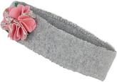 Monsoon Baby Pom Pom Flower Headband