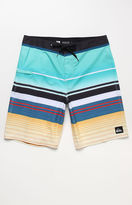 "Quiksilver Everyday Stripe Vee 21"" Boardshorts"