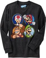 Old Navy Boys Super Mario Bros.™ Tees