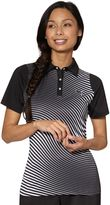 Puma Motion Print Golf Polo Shirt