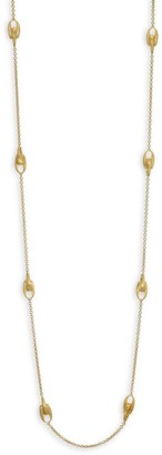 Marco Bicego Lucia 18K Yellow Gold Long Link Necklace/39.25""