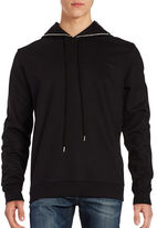 Markus Lupfer Chain-Accented Hoodie