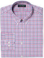 Lauren Ralph Lauren Classic-Fit Non-Iron Check Dress Shirt