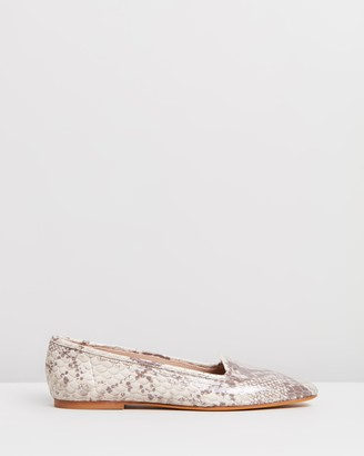 Maryam Nassir Zadeh Pascal Loafers