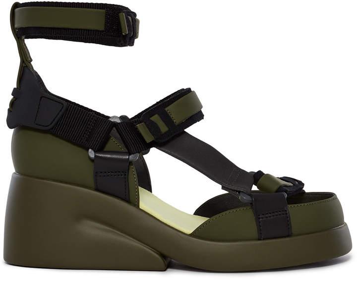 060d4feec475 Velcro Platform Sandals - ShopStyle