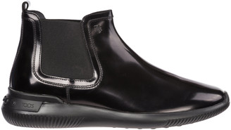 Tod's Tods Flat Sandals Ankle Boots