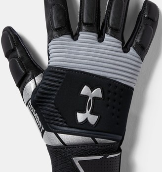 Under Armour Youth UA Combat Football Gloves