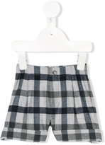Il Gufo checkered shorts