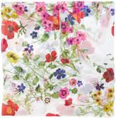 Blugirl floral scarf