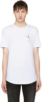 Diesel Black Gold White Scorpio T-shirt