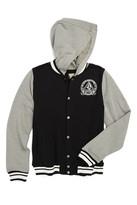 Volcom 'High Varsity' Jacket (Big Boys)