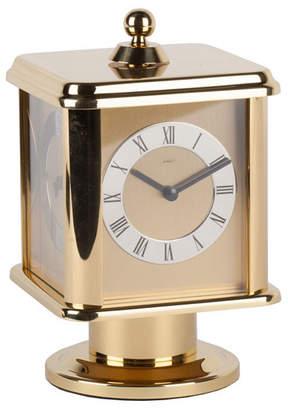 Stilnovo Four Sided Rotating Brass Carriage Clock