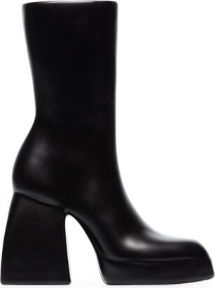 Anissa Kermiche x Nodaleto ceramic boot vase