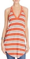 Free People Loui Striped Tunic