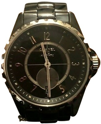 Chanel J12-365 Black Ceramic Watches