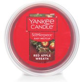 Yankee Candle Red Apple Wreath Scenterpiece Wax Melt Cup